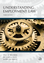 Understanding Employment Law book jacket