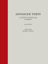 Advanced Torts, Second Edition