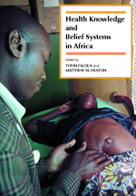 Health Knowledge and Belief Systems in Africa (Paperback) book jacket