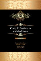 Costly Reflections in a Midas Mirror book jacket