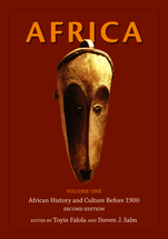 Africa: Volume 1, Second Edition