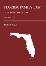 Florida Family Law book jacket