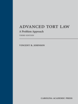Advanced Tort Law, Third Edition