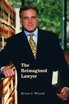 The Reimagined Lawyer book jacket