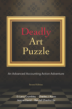 Deadly Art Puzzle, Second Edition
