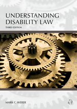 Understanding Disability Law book jacket