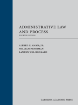 Administrative Law and Process, Fourth Edition