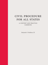 Civil Procedure for All States (Paperback)