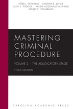 Mastering Criminal Procedure, Volume 2, Third Edition