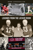 Legends from the Locker Room book jacket