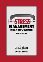 Stress Management in Law Enforcement book jacket