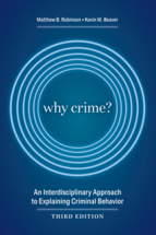 Why Crime?, Third Edition