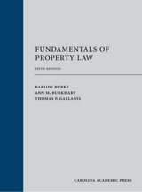 Fundamentals of Property Law, Fifth Edition