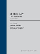 Sports Law, Ninth Edition