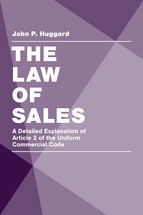The Law of Sales book jacket