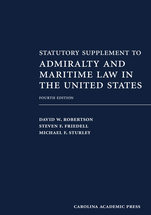 Statutory Supplement to Admiralty and Maritime Law in the United States, Fourth Edition