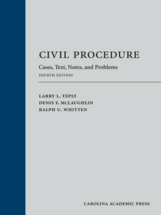 Civil Procedure, Fourth Edition