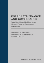 Corporate Finance and Governance, Third Edition