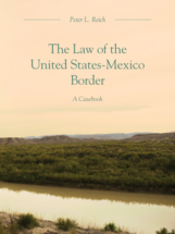The Law of the United States-Mexico Border book jacket