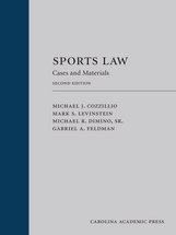 Sports Law, Second Edition, Revised Printing