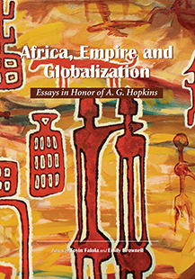 Africa, Empire and Globalization book jacket