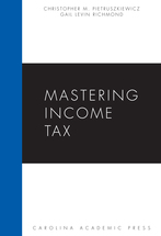 Mastering Income Tax book jacket