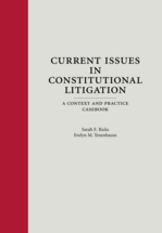 Current Issues in Constitutional Litigation book jacket