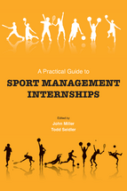 A Practical Guide to Sport Management Internships book jacket