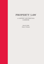Property Law book jacket