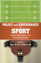 Policy and Governance in Sport