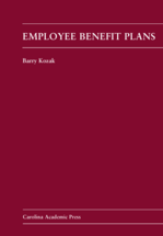 Employee Benefit Plans book jacket