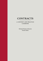Contracts book jacket