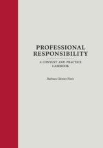 Professional Responsibility book jacket