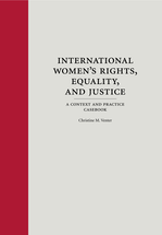 International Women's Rights, Equality, and Justice book jacket
