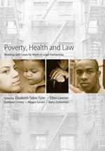 Poverty, Health and Law book jacket