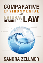 Comparative Environmental and Natural Resources Law book jacket