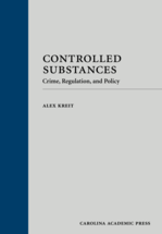 Controlled Substances book jacket
