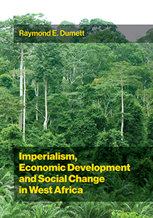 Imperialism, Economic Development and Social Change in West Africa book jacket