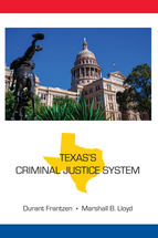 Texas's Criminal Justice System book jacket