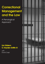 Correctional Management and the Law book jacket