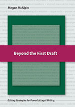 Beyond the First Draft book jacket