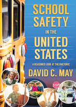 School Safety in the United States book jacket