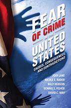 Fear of Crime in the United States book jacket