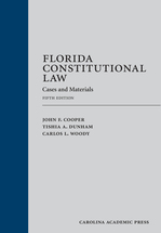Florida Constitutional Law book jacket