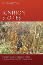 Ignition Stories book jacket