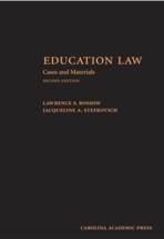 Education Law (Paperback) book jacket