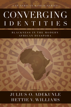 Converging Identities book jacket