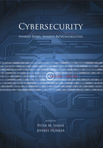 Cybersecurity book jacket
