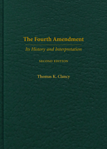 The Fourth Amendment book jacket
