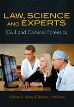 Law, Science and Experts book jacket
